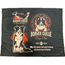 Border Collie takaró - club