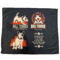 Bullterrier takaró - the best