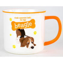 Beagle bögre - w&w