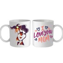 I love my Mom bögre - fiu
