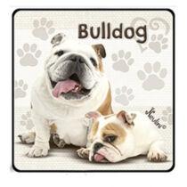 Angol Bulldog hűtőmágnes