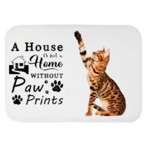 Bengáli macskás szőnyeg - a house