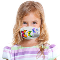 Pillangó gyerek szájmaszk