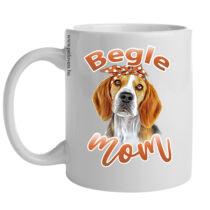 Beagle bögre - mom