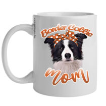 Border Collie bögre - mom