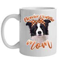 Border Collie bögre - mom