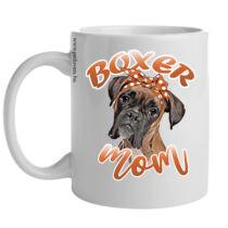 Boxer bögre - mom
