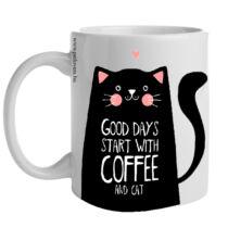 Cicás bögre - coffee