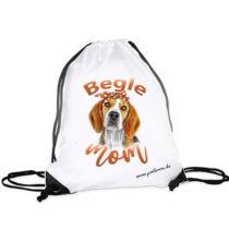 Beagle hátizsák - mom