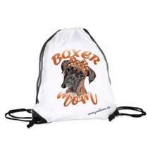 Boxer hátizsák - mom