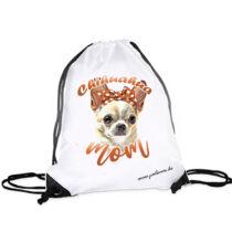 Chihuahua hátizsák - mom