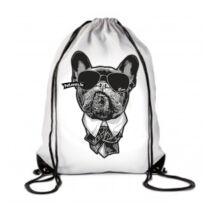 Francia Bulldog hátizsák - boss
