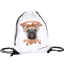 Francia Bulldog hátizsák - mom