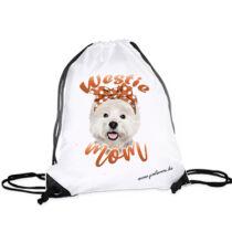Westie hátizsák - mom