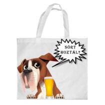 Boxer bevásárló táska - sör