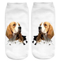 Beagle zokni - art