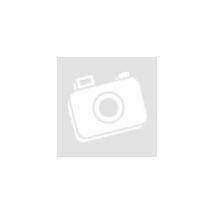 3D Francia Bulldog mintás párna - fekete