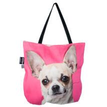 3D Chihuahua mintás táska 4