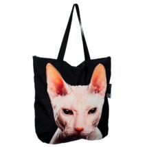 3D Devon Rex macskás táska