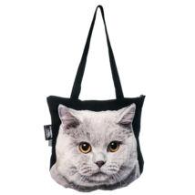 3D Brit rövidszőrű macskás kids táska