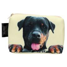Rottweiler mintás kozmetikai táska