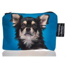 Chihuahua mintás kozmetikai táska 2