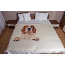 Beagle ágytakaró 2