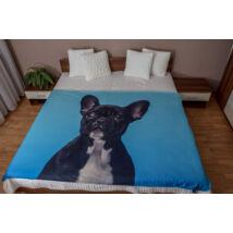 Francia Bulldog ágytakaró 4