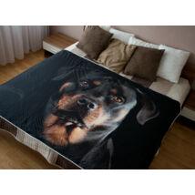 Rottweiler ágytakaró