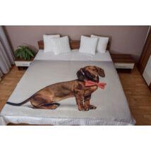 Tacskó ágytakaró 2