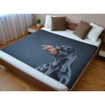 Tacskó ágytakaró