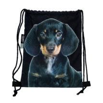 Tacskó mintás hátizsák - puppy 2