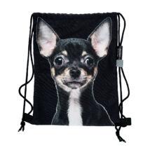 Chihuahua mintás hátizsák 3
