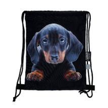 Tacskó mintás hátizsák - puppy