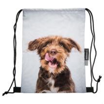 Keverék kutya mintás hátizsák 2