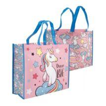 Unikornis bevásárló táska