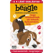 Beagle fém ajtótábla
