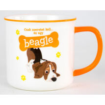 Beagle bögre - w&w