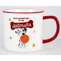 Dalmata bögre - w&w