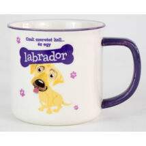 Labrador bögre - w&w