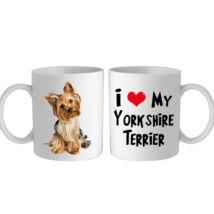Yorkshire terrier bögre 2