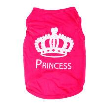 Pink Princess kutyaruha S