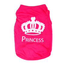 Pink Princess kutyaruha XS