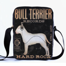 Bullterrier oldaltáska