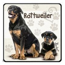 Rottweiler hűtőmágnes