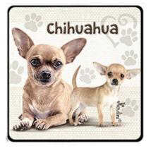 Chihuahua hűtőmágnes