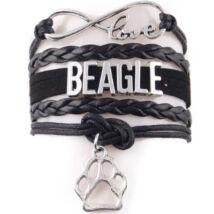 Beagle karkötő