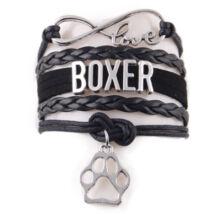Boxer karkötő