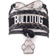 Bulldog karkötő