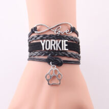 Yorkie karkötő